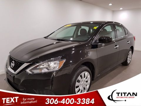 Pre-Owned 2018 Nissan Sentra SV Heated Seats | Back-up Camera