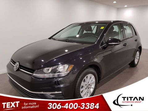Pre-Owned 2018 Volkswagen Golf CAM|Htd Seats|Rims|Htd Mirrors