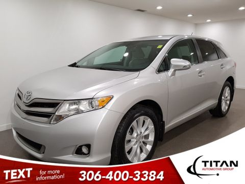 Pre-Owned 2014 Toyota Venza LE AWD Htd Mirrors Alloys Bluetooth