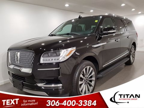 Pre-Owned 2018 Lincoln Navigator L Select V6 | Leather | Sunroof | Navigation
