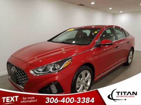 Pre-Owned 2019 Hyundai Sonata Essential|CAM|Rims|Htd Seats|Power Seat|