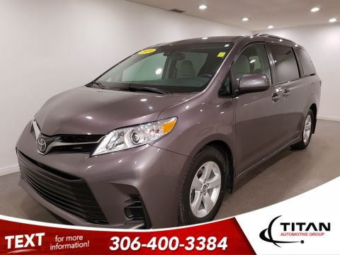 Pre-Owned 2019 Toyota Sienna LE | Heated Seats | Navigation