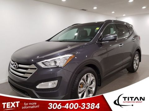 Pre-Owned 2015 Hyundai Santa Fe Sport Local AWD Leather Htd Seats Alloys