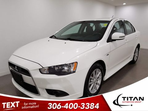 Pre-Owned 2015 Mitsubishi Lancer SE | Heated Seats
