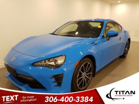 Pre-Owned 2019 Toyota 86 6Spd|CAM|Alloys