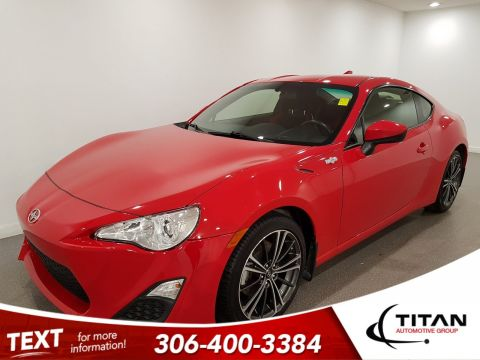 Pre-Owned 2016 Scion FR-S | Back-up Camera