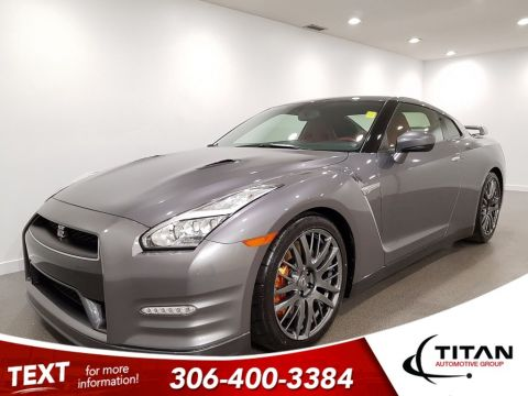 Pre-Owned 2016 Nissan GT-R AWD Leather Low KMS NAV Bluetooth Htd Seats