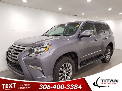 Pre-Owned 2016 Lexus GX 460 4x4 CAM Leather Sunroof NAV