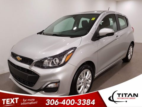 Pre-Owned 2019 Chevrolet Spark LT | Back-up Camera