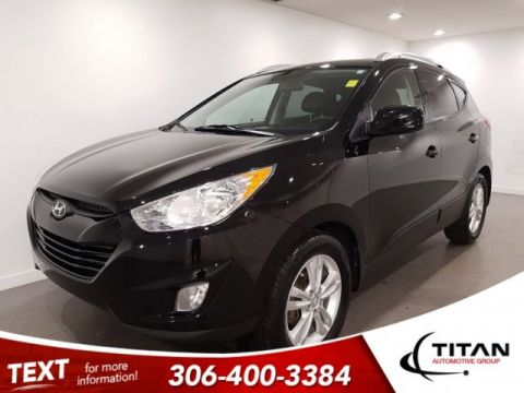 Pre-Owned 2011 Hyundai Tucson GLS AWD Alloys Htd Seats Bluetooth