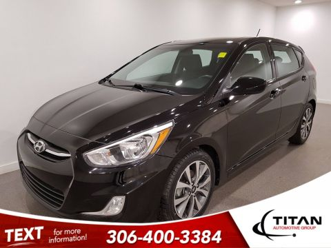 Pre-Owned 2017 Hyundai Accent GL|Bluetooth|Sunroof|Rims|Htd Seats