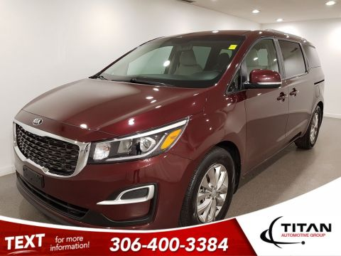 Pre-Owned 2019 Kia Sedona LX V6 | Heated Seats | Back-up Camera