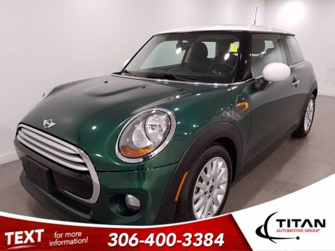 Pre-Owned 2015 MINI Cooper Hardtop HB | Leather | Sunroof