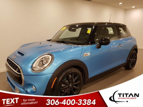 Pre-Owned 2015 MINI Cooper Hardtop S | Leather | Sunroof